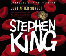 Just After Sunset av Stephen King (Lydbok-CD)
