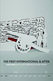 The First International and After: Pt. 3 av David Fernbach, David Harvey og Karl Marx (Innbundet)