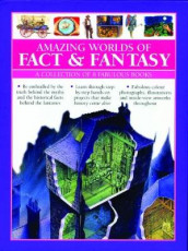 Amazing Worlds of Fact & Fantasy: A Collection of 8 Fabulous Books av Paul Dowswell, Fiona Macdonald, Michael Stotter og Barbara Taylor (Innbundet)