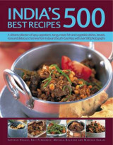 Omslag - India's 500 Best Recipes