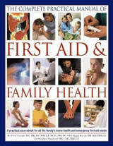 Omslag - Complete Practical Manual of First Aid & Family Health