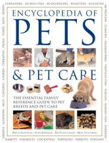 Omslag - Pets & Pet Care, The Encyclopedia of