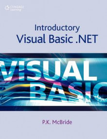 Introductory Visual Basic.Net av P. K. McBride (Heftet)