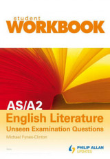 Omslag - AS/A2 English Literature: Workbook