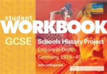 GCSE SHP: Enquiry in Depth - Germany 1919-1945 Workbook av John Collingwood (Heftet)