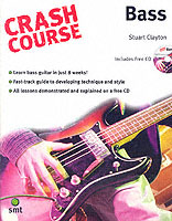 Crash Course: Bass av Stuart Clayton (Heftet)
