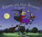 Omslag - Room on the Broom in Scots