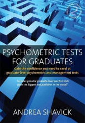 Psychometric Tests for Graduates 2nd Edition av Andrea Shavick (Heftet)