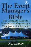 The Event Manager's Bible av D. G. Conway (Heftet)