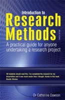Introduction to Research Methods av Dr. Catherine Dawson (Heftet)
