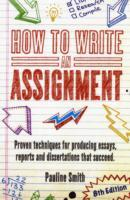 How to Write an Assignment av Pauline Smith (Heftet)