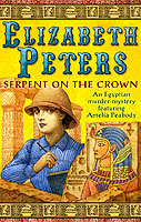 The Serpent on the Crown av Elizabeth Peters (Innbundet)