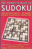 The Mammoth Book of Sudoku av Nathan Haselbauer (Heftet)