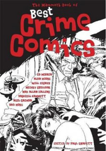 The Mammoth Book of Best Crime Comics av Paul Gravett (Heftet)