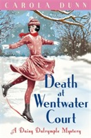 Death at Wentwater Court av Carola Dunn (Heftet)