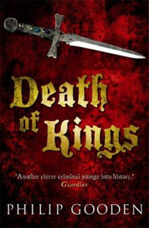 Death of Kings av Philip Gooden (Heftet)