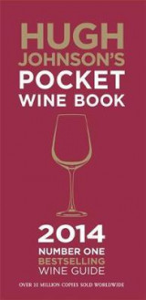 Omslag - Hugh Johnson's pocket wine book 2014
