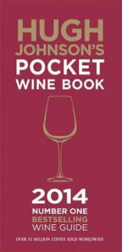 Hugh Johnson's pocket wine book 2014 av Hugh Johnson (Innbundet)
