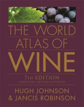 The World Atlas of Wine, 7th Edition av Hugh Johnson og Jancis Robinson (Innbundet)