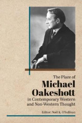 Omslag - The Place of Michael Oakeshott in Contemporary Western and Non-Western Thought