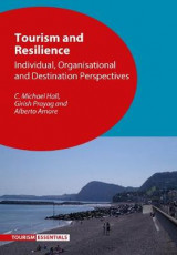 Omslag - Tourism and Resilience