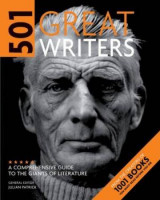 Omslag - 501 great writers