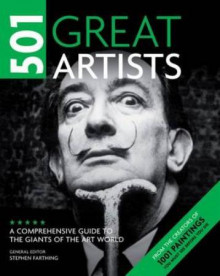 501 great artists av Stephen Farthing (Heftet)