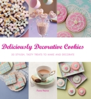 Deliciously Decorative Cookies to Make & Eat av Fiona Pearce (Heftet)