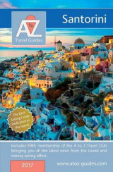 Omslag - A to Z Guide to Santorini 2017