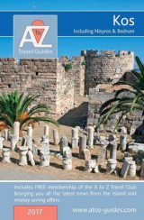 Omslag - A to Z Guide to Kos 2017, Including Nisyros and Bodrum