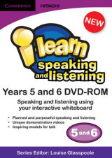 Omslag - I-learn: Speaking and Listening Years 5 and 6 DVD-ROM: Year 5 & 6