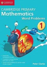 Omslag - Cambridge Primary Mathematics Stage 1 Word Problems DVD-ROM