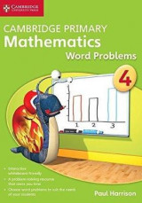 Omslag - Cambridge Primary Mathematics Stage 4 Word Problems DVD-ROM