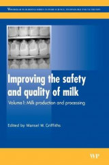 Omslag - Improving the Safety and Quality of Milk: Volume 1