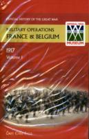 France and Belgium 1917: German Retreat v. 1 av Cyril Falls (Heftet)