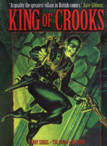 King of Crooks (Featuring The Spider) av Jerry Siegel (Innbundet)
