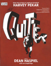 The Quitter av Dean Haspiel og Harvey Pekar (Heftet)