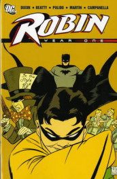 Robin: Year One av Scott Beatty, Chuck Dixon og Javier Pulido (Heftet)