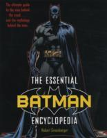 Omslag - The Essential Batman Encyclopedia