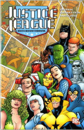 Justice League International: v. 3 av J. M. DeMatteis, Keith Giffen og Kevin Maguire (Innbundet)