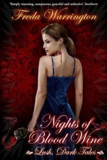 Nights of Blood Wine av Freda Warrington (Heftet)