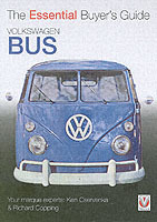 The Essential Buyers Guide Volkswagon Bus av Richard Copping og Ken Czervenka (Heftet)