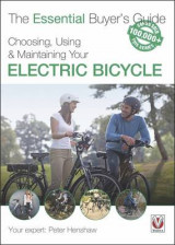 Omslag - Choosing, Using & Maintaining Your Electric Bicycle