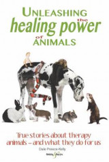 Omslag - Unleashing the Healing Power of Animals