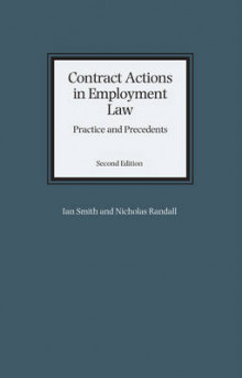 Contract Actions in Employment Law: Practice and Precedents av Ian Smith og Nicholas Randall (Innbundet)