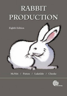 Rabbit Production av J. I. McNitt, N. M. Patton, Steven D. Lukefahr og Peter R. Cheeke (Heftet)