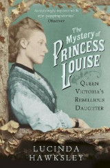 Omslag - The Mystery of Princess Louise
