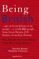 Being British av Matthew D'Ancona (Heftet)