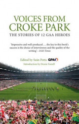 Omslag - Voices from Croke Park