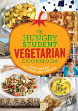Omslag - The Hungry Student Vegetarian Cookbook